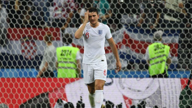 Harry Maguire is on the Czech Republic's radar, according to Matej Vydra