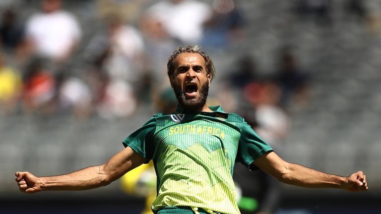 Imran Tahir To Retire From ODI Cricket After World Cup