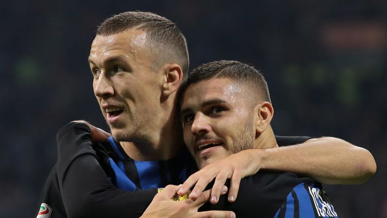 European Paper Talk: Inter Milan plan summer clear out with Mauro Icardi and Ivan Perisic for sale