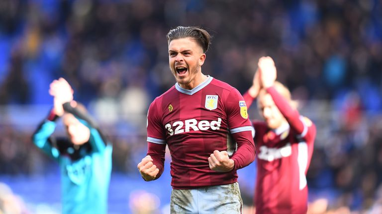 Jack Grealish has been vital for Aston Villa