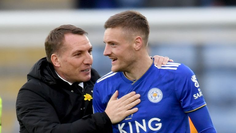 Brendan Rodgers side could have a major bearing on the Premier League title and race for the top-four.