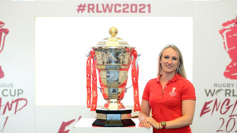 Cunningham says women's rugby league has grown enormously over the last 12 months