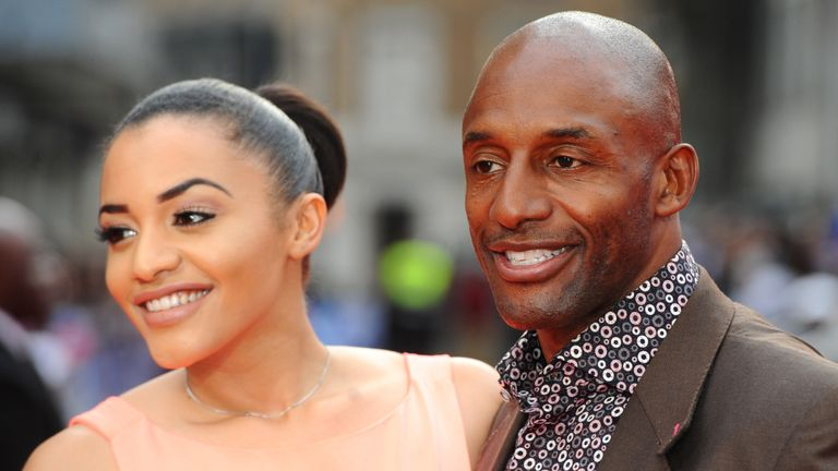 John Fashanu and his daughter Amal are launching the Justin Fashanu Foundation on April 1