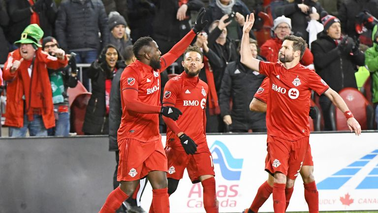 Jozy Altidore netted on his comeback from injury