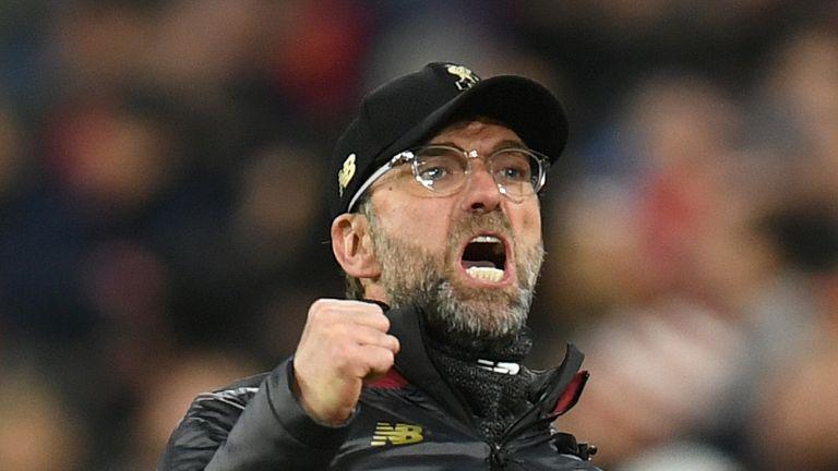 Liverpool hat in dieser Saison nur einmal in der Premier League verloren