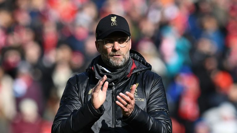 Klopp's side look to take advantage of City not playing