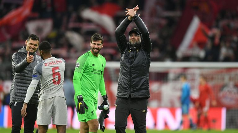 Jurgen Klopp says he has to keep proving himself at Liverpool