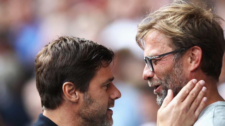 Liverpool face Tottenham on Super Sunday