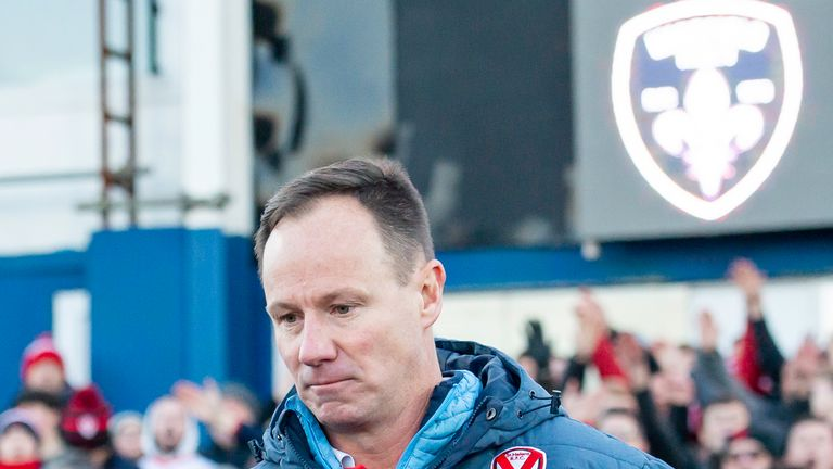 Justin Holbrook will take over the Gold Coast Titans