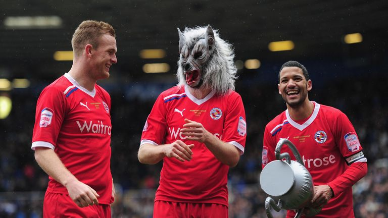 Plenty of players have used masks while celebrating, but do you recognise them?