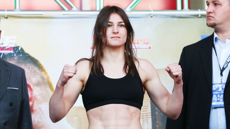 Farmer vs Carroll: Katie Taylor faces Rose Volante in world lightweight unification clash in Philadelphia | Boxing News |
