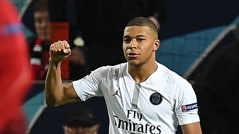 Kylian Mbappe is Real Madrid's primary transfer target this summer, according to AS