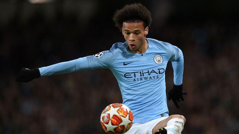 Sane has scored 15 goals and registered 17 assists in all competitions this season