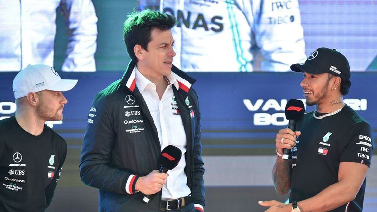 F1 2019 Launch Drivers Ready For Australian Gp And New Season F1 News