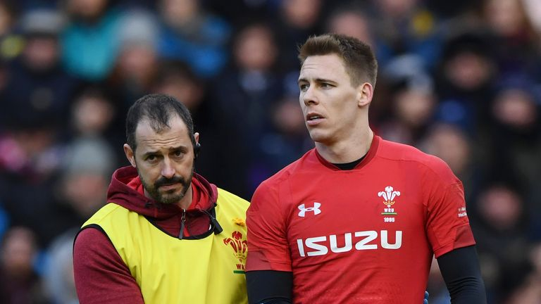Liam Williams injury will be a concern for Wales