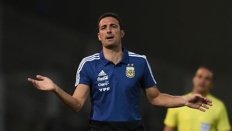Lionel Scaloni took over the Argentina side after the 2018 World Cup