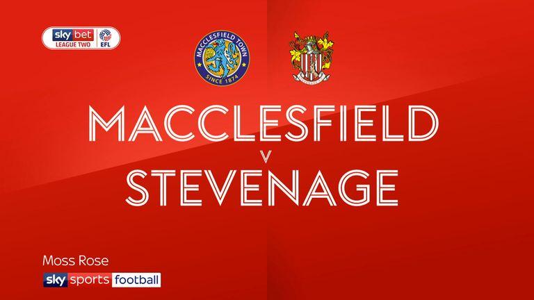 Macclesfield vs Stevenage preview