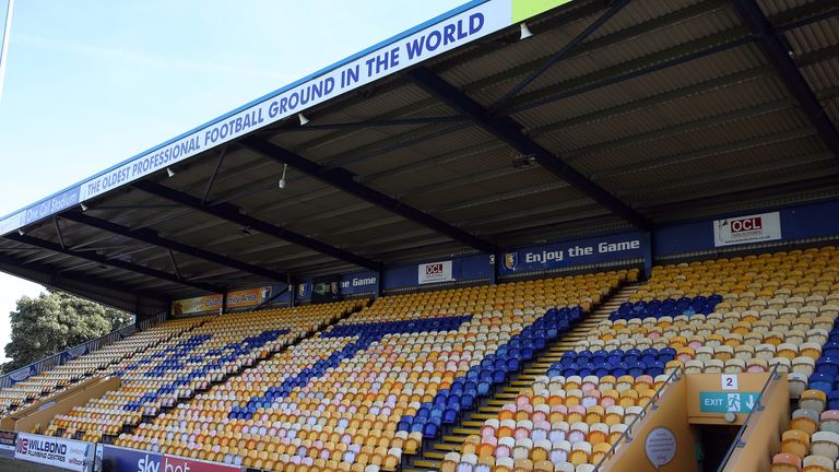 Will Mansfield Town be hosting League One football next season?
