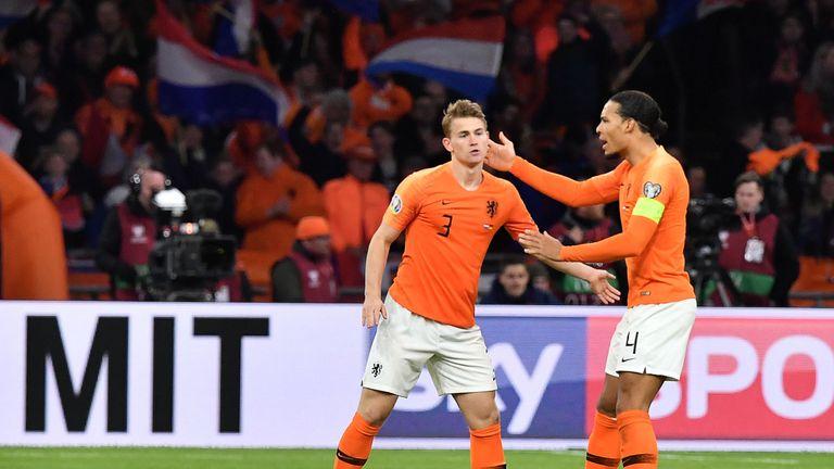 Van Dijk believes De Ligt will make the right decision regarding his future