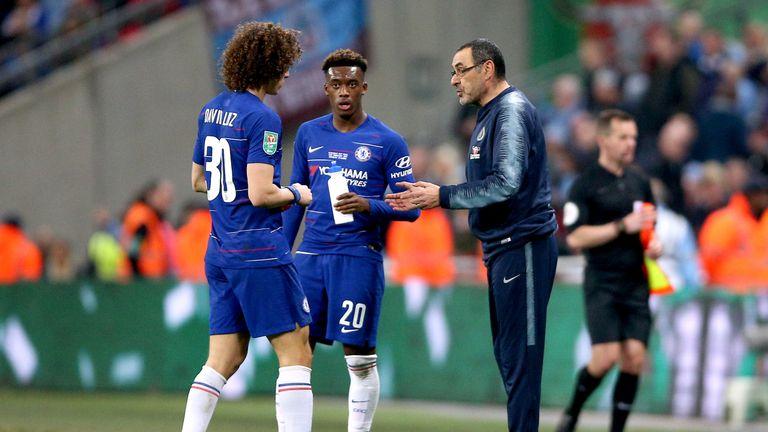 Sarri sagt, dass mehrere seiner ehemaligen Chelsea-Spieler ihn um Rat gefragt haben