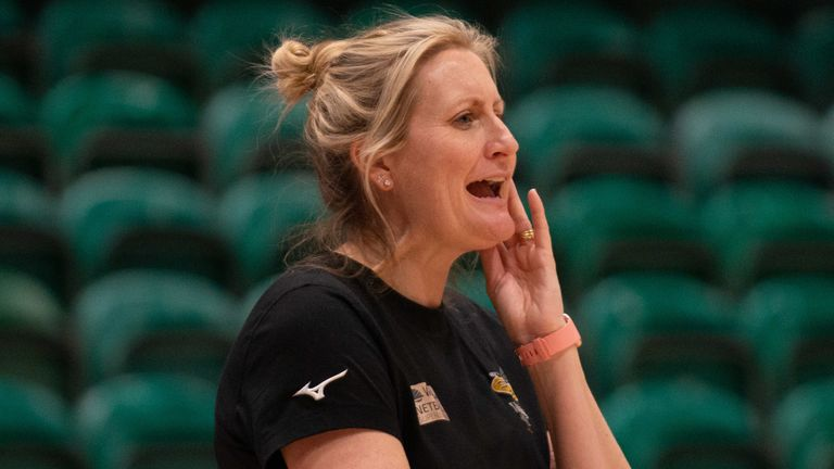 Mel Mansfield's Wasps raring to go for their last-four clash