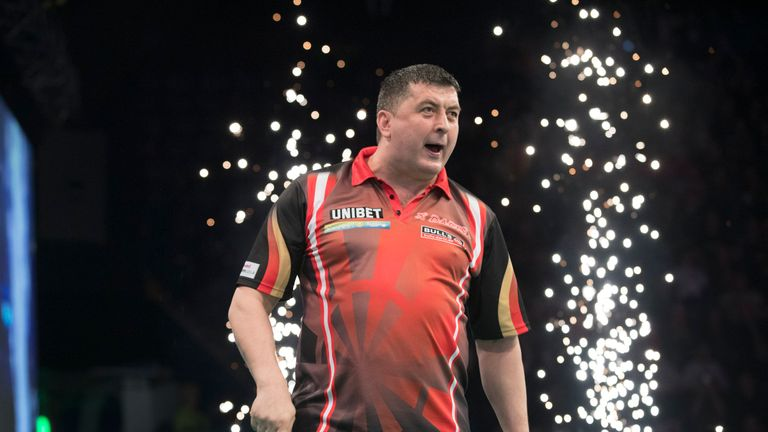Mensur Suljovic has the top-four in his sights