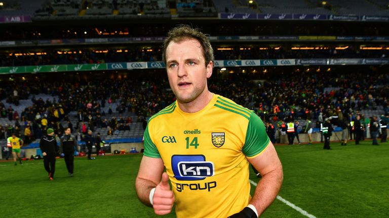 Michael Murphy was instrumental in Donegal's comeback victory