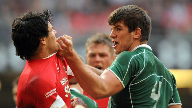 Wales and Ireland will do battle again on Saturday. How much do you know about the pair's history?