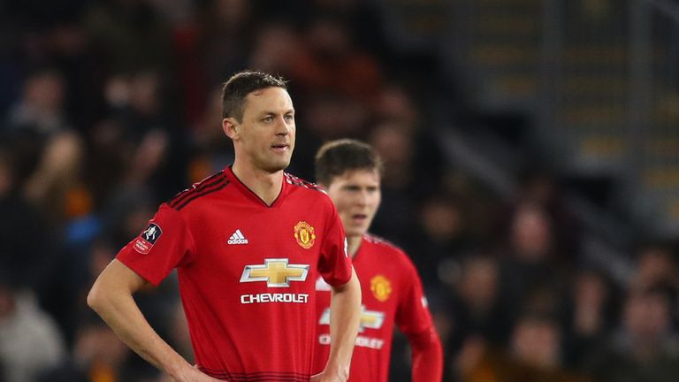Nemanja Matic Urges Manchester United Not To Let Top-four