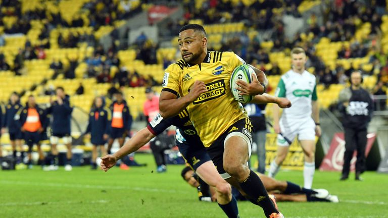 Ngani Laumape  could have the chance to show how he has developed in midfield