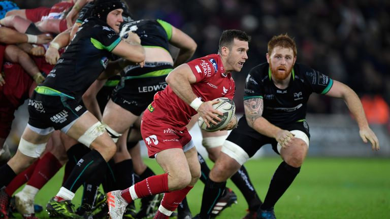 Ospreys set for Scarlets merger