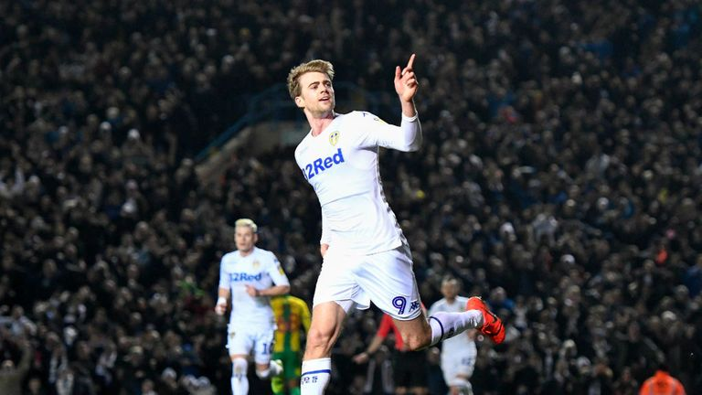 Leeds face Sheffield Wednesday in front of the Sky Sports cameras in April