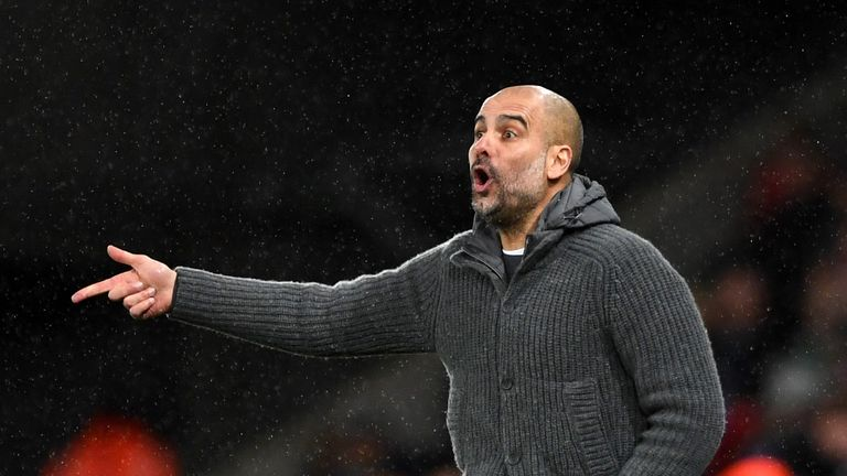 Guardiola: Sorry Swansea - it was offside