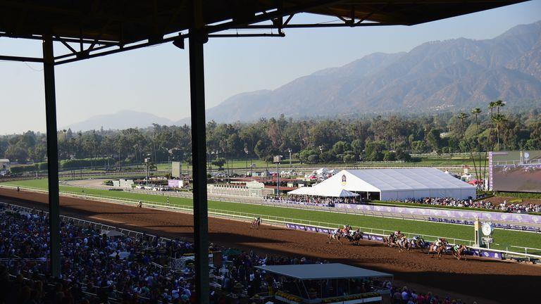 Santa Anita - will finish current season