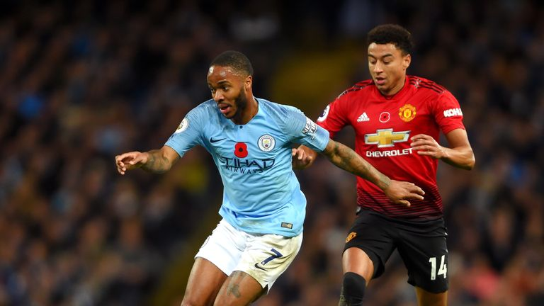 Manchester City go to rivals United on April 24