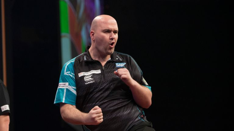 Rob Cross has won six of his last seven outings in the Premier League