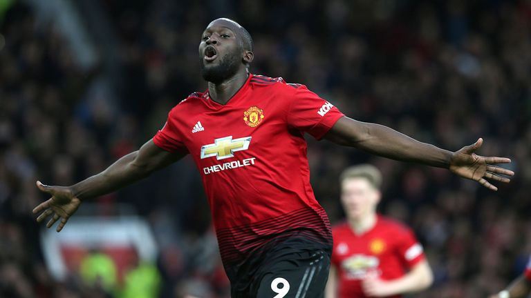 Romelu Lukaku is reportedly available for £75m this summer
