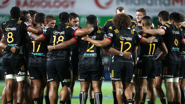 Sunwolves beat Chiefs 30-15 in Super Rugby