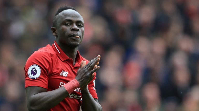 Sadio Mane is one of the players Mitchell is credited with unearthing
