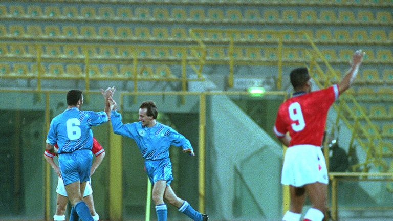 San Marino scored against England in under 10 seconds in 1993