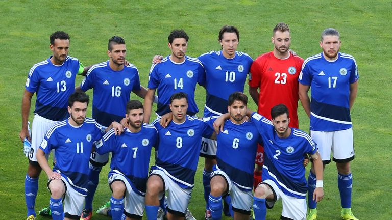 The San Marino national team
