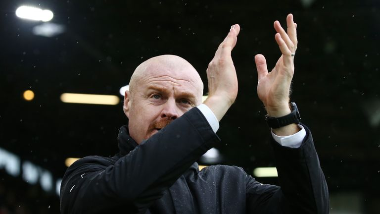 Dyche wants his side to consider their bleak position during the international break