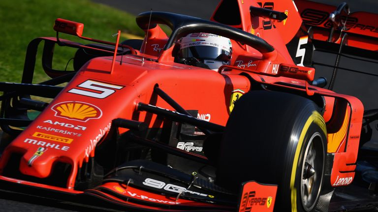Ferrari explain team order decision in F1 Australian GP   F1 News