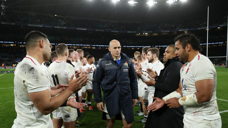 Sergio Parisse will be desperate to end his Six Nations career on a high