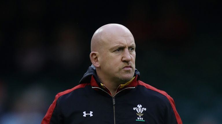Shaun Edwards helped Wales win a third Grand Slam under Warren Gatland