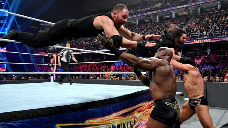 The Shield left nothing behind in what might be their final ever outing as a faction