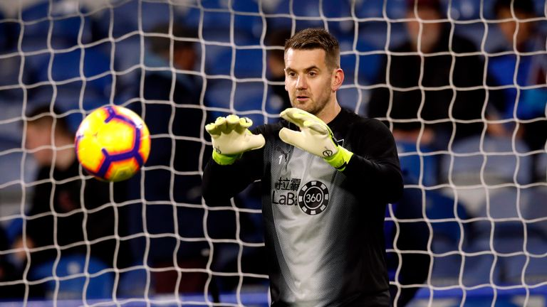 Burnley goalkeeper Tom Heaton earns a recall to the England squad