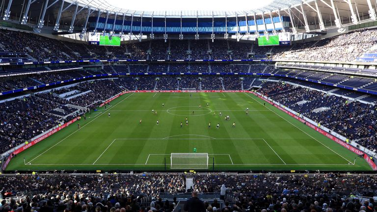 Tottenham's new stadium: All you need to know about Spurs ...