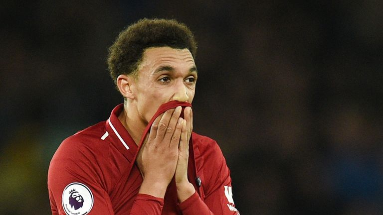 Alexander-Arnold will return to Liverpool after pulling out of the England squad