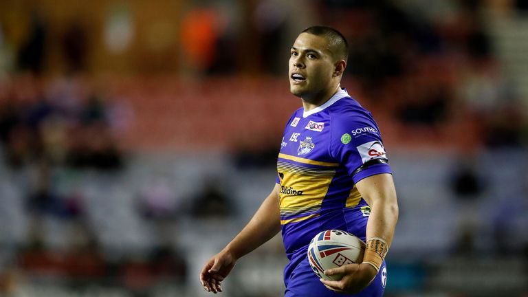 Leeds coach Dave Furner pleased with Tui Lolohea's reaction to being dropped | Rugby League News |